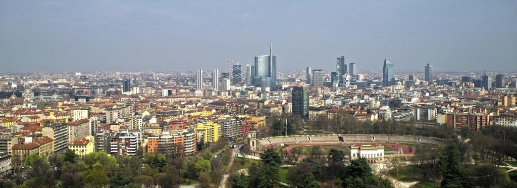 panorama _milano