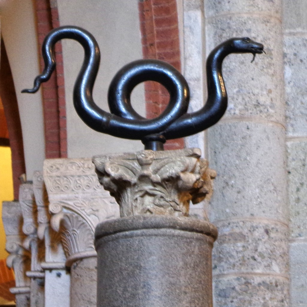 colonna serpente