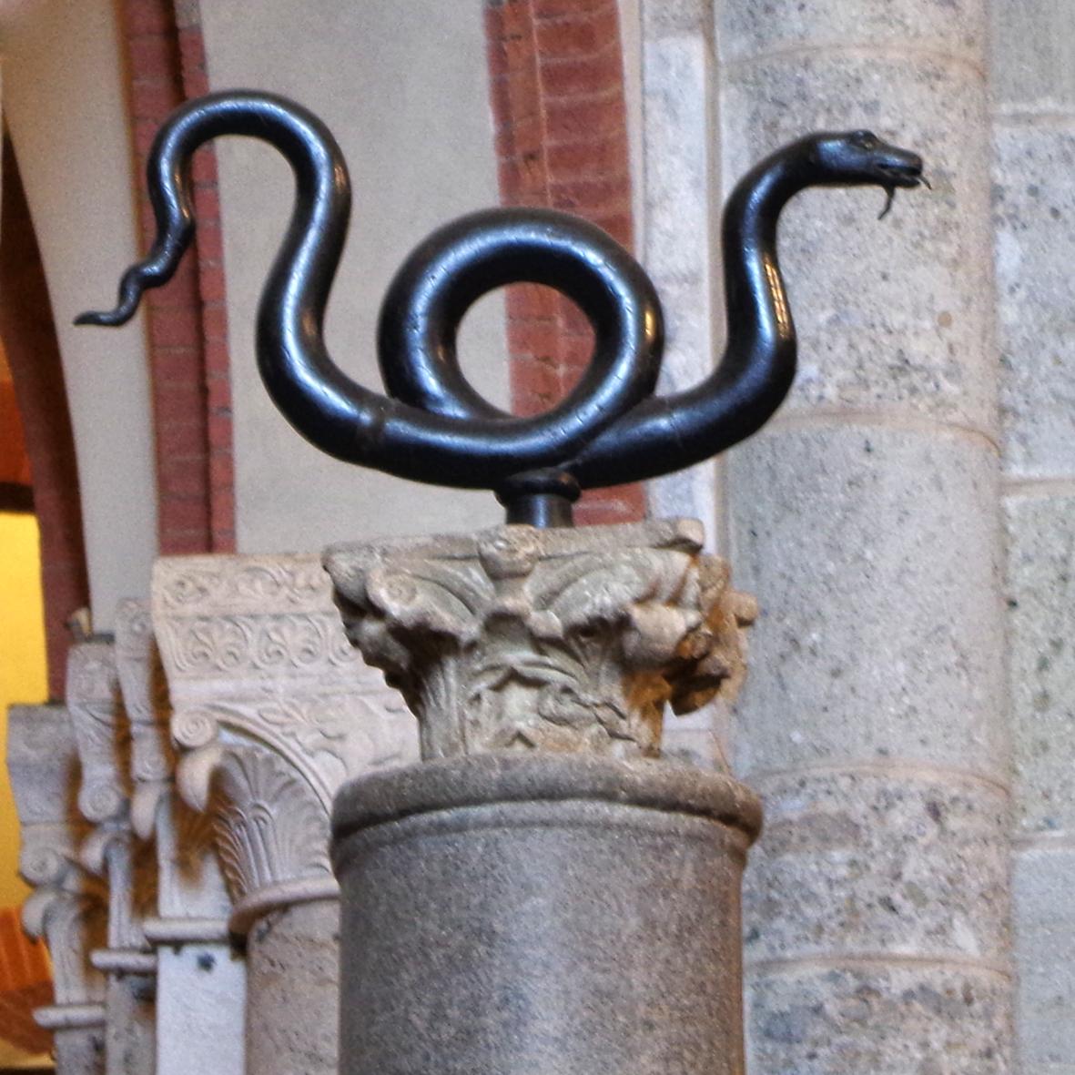 colonna serpente